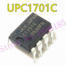 1pcs/lot C1701C UPC1701C DIP-8 BIPOLAR ANALOG INTEGRATED CIRCUIT