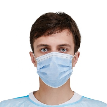 waterproof and dustproof disposable surgical masks disposable medical face mask