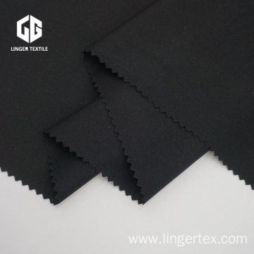 Waterproof Polyester Interlock With Elastane For Lining
