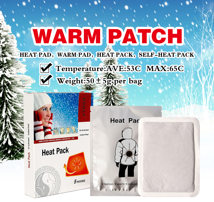 warm patch