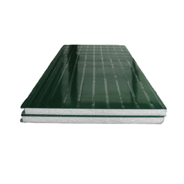 Heat Preservation EPS Sandwich Roof And Wall Panel