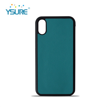 Custom Logo Leather Phone Case for Iphone Xr