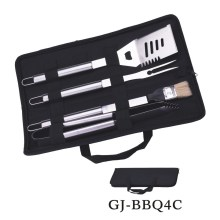 Stainless Steel BBQ Grill Tools Set
