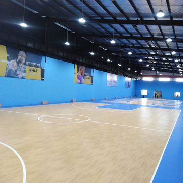 Multi Purpose PVC Sports floor for Basketball