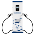 Column EV Charger Double Gun ev stations de charge