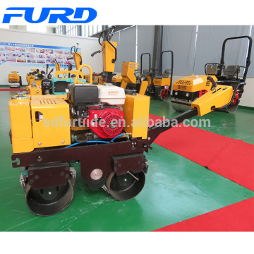 20% Price Discount Small Honda Engine Vibratory Hand Road Roller (FYL-800)