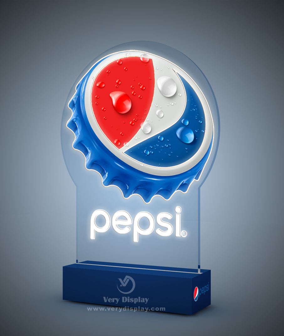 Pepsi Led Display