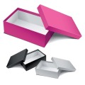 High-heeled shoes gift box