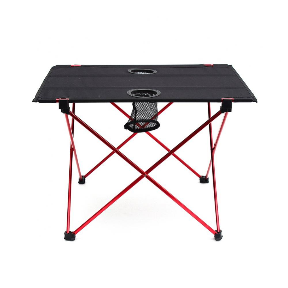 Lightweight Folding Table With Cup Holders Yyz02 1