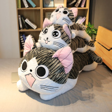 6 Styles Chi Chi's Cat Stuffed Doll Kitty Cat Plush Toys Soft Animal Dolls Cheese Cat Stuffed Toys Dolls Pillow Cushion For Kids