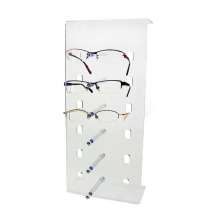 Acrylic Sunglass Display Shelf