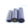 Transparent 250 micon rigid pvc film