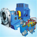 Disc Disperser with Double Hydraulic Cylinder Drive