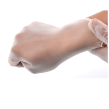 powdered and powder free disposable vinyl gloves non sterile