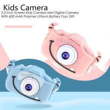 X5 2.0 inch Screen Kids Camera Mini Digital 20MP Photo Children Camera with 600 mAh Polymer Lithium Battery Toys Gift