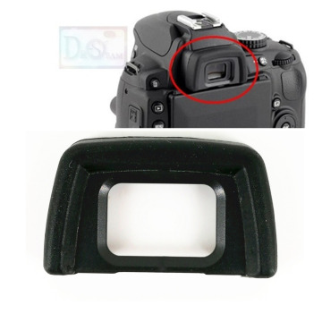 Rubber Viewfinder Eyepiece DK24 Eyecup Eye Cup Replace DK-24 for Nikon D5000 PB420