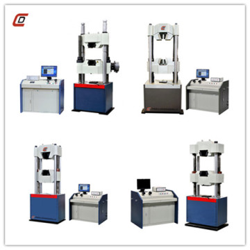 Computerized Hydraulic Universal Testing Machine UTM
