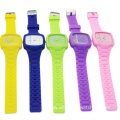New Arrival Unisex Silicone Quartz Sports Style Watch