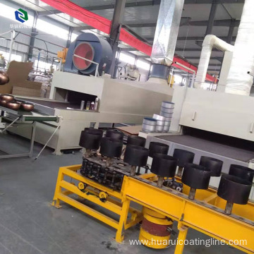 Latest Energy Saving Efficient Customized Automatic Cookware Coating Line