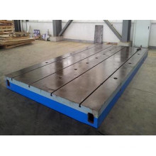 Factory price cast iron surface table for sale