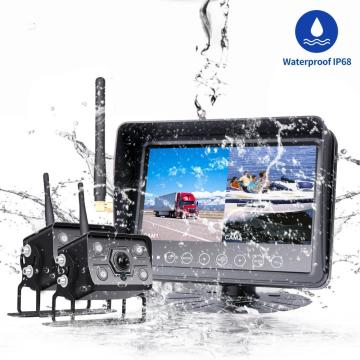 Backupkamera 7inch waasserdicht Reverse Camera Monitor