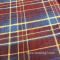 100% Cotton Yarn Dyed Fabric 16