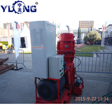 Small full range soybean meal pellet mill