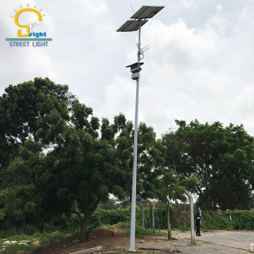 Solar Powered LED Streetlight 30W