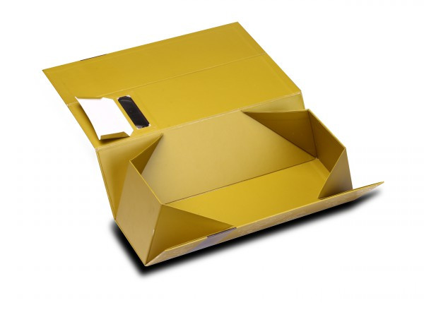 Folding Fragrance Cardboard Gift Boxes