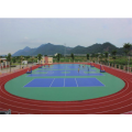 Colourful Synthetic 5:1 Pavement Materials Courts Sports Surface Flooring Athletic Running Track