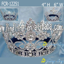 Hot Beauty Queen Full Round Crowns
