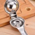Stainless steel manual juicer juicer juicer squeezer home orange lemon squeezed lemon juice LB92419