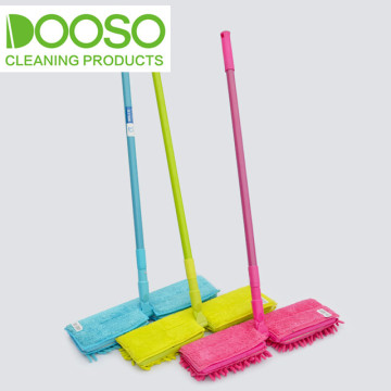 Floor Dust Microfiber Cleaning Cloth Mop DS-1213