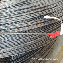 High Tensile Prestressing 4mm High Carbon Steel Wire