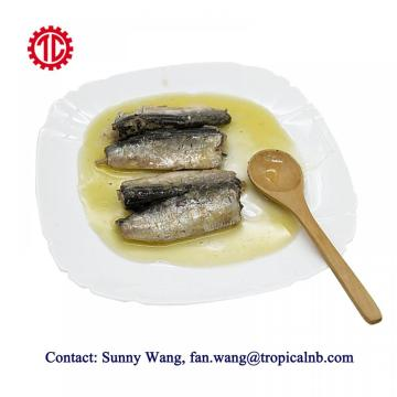 Top Quality Canned Sardine In Sunflower Oil