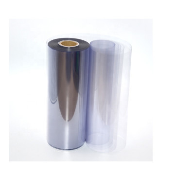 Clear Rigid Transparent  PET Plastic films