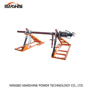 Large Capacity Hydraulic Reel Stands