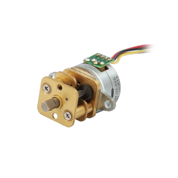 Stepper Motor with Gear Box, 10BY25 Stepper Motor Maintex, Stepper Motor 25mm Customizable