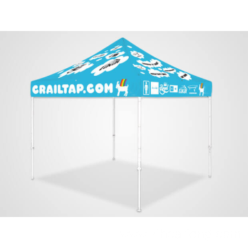 Customized heavy duty pop up 2x2 gazebo tent
