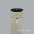 Aramid dust filter bags