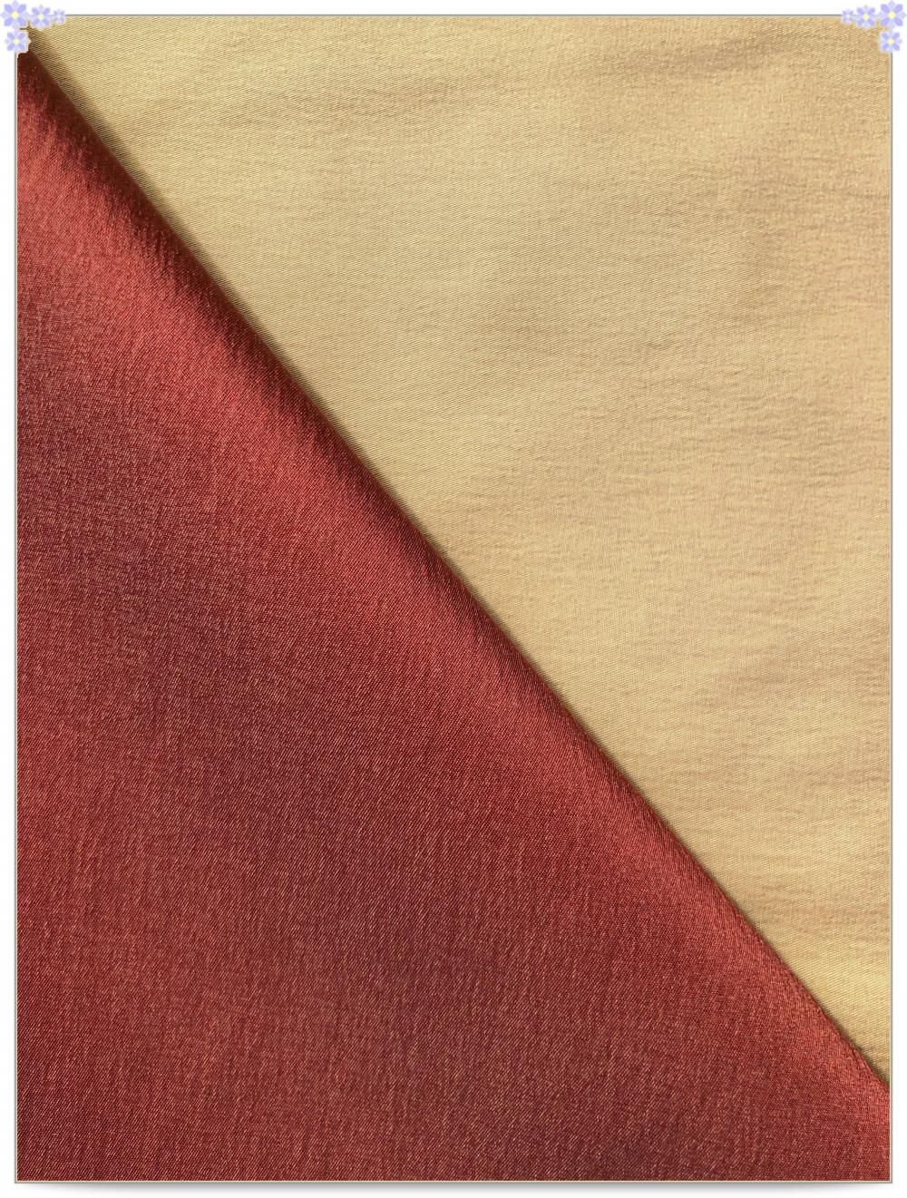 Polyester Nylon Twill Fabric For Coat