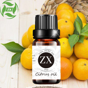 OEM factory pure Citrus oil essential oil