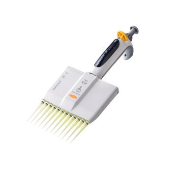 Multichannel Variable Volume Micropipettes