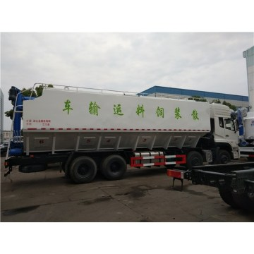 40cbm 10 Wheel Feed Tank Trucks