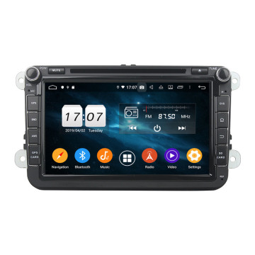 Klyde car dashboard navigation system for VW Universal