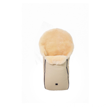 Baby Footmuff Natural Wool Footmuff Fleece Footmuff