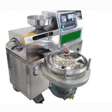 15kg/h (about) High Oil yield oil presser Commercial Oil Pressers Stainless Steel Peanuts oil pressing machine sesame 220W 3750W