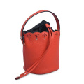 Weekender Smooth Italian Leather Bags Storage Women's Bags