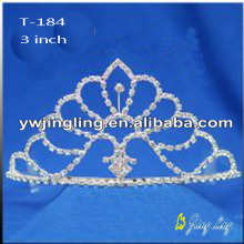 Wholesale Crown Rhinestone Tiaras For Wedding