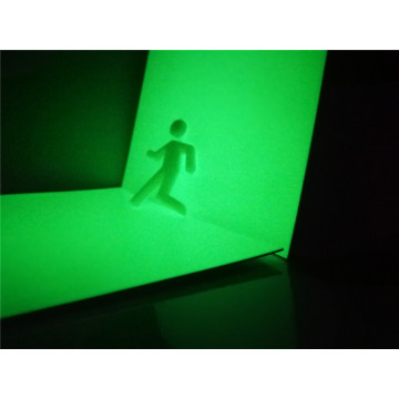 Realglow Photoluminescent PVC Rigid Sheet RGB-M